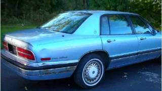 1992 Buick Park Avenue Used Cars Eighty Four PA