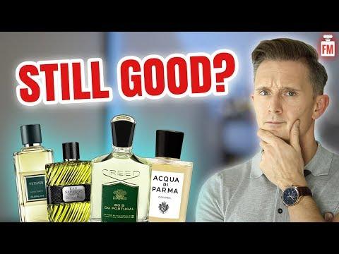 Are 'Old School' Fragrances Still Good?