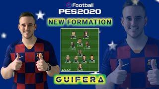 Pes world champion (2017) new formation guifera (guilherme fonseca) fc barcelona e-sports pro player 2020 comes from brazil