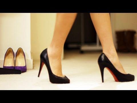 How to Walk in Heels  Stilettos P  YouTube