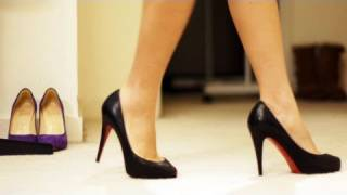 How to Walk in Heels & Stilettos =P
