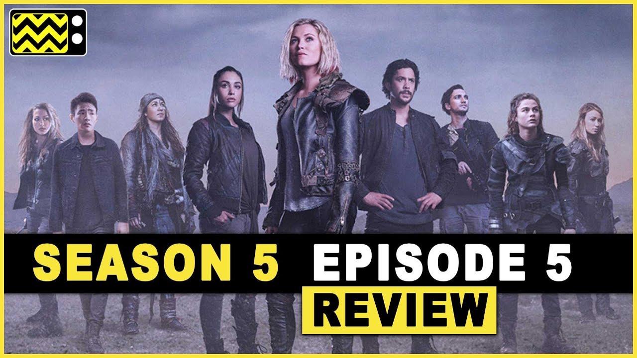The 100 Season 5 Episode 5 Review & Reaction | AfterBuzz TV