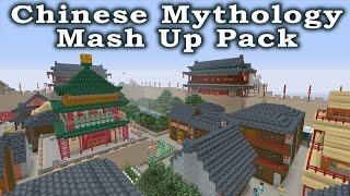 Minecraft - New Chinese Mythology Mash Up Pack! (October 4th 2016)
