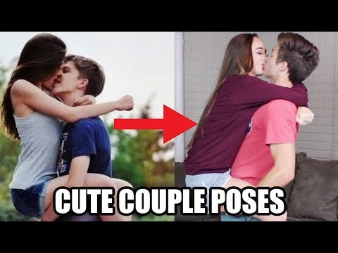 RECREATING CUTE COUPLE POSES!
