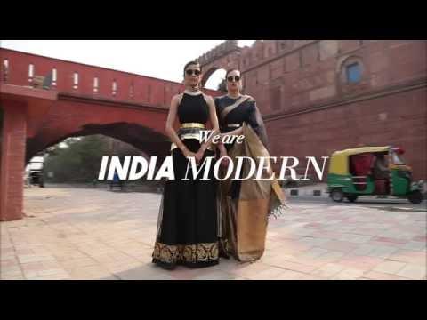 Amazon - Indian Fashion Week - India Modern