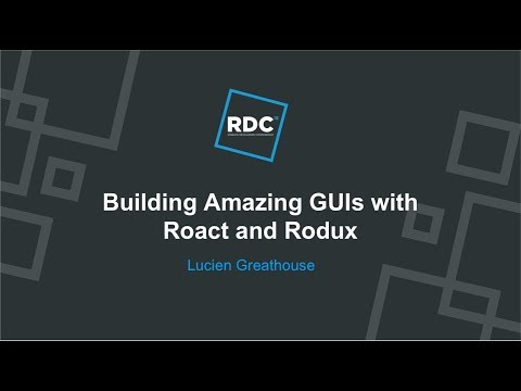 Roblox Developer Conference 2018 - Building Amazing GUIs