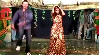Telugu Hot & Spicy Recording Dance In Village