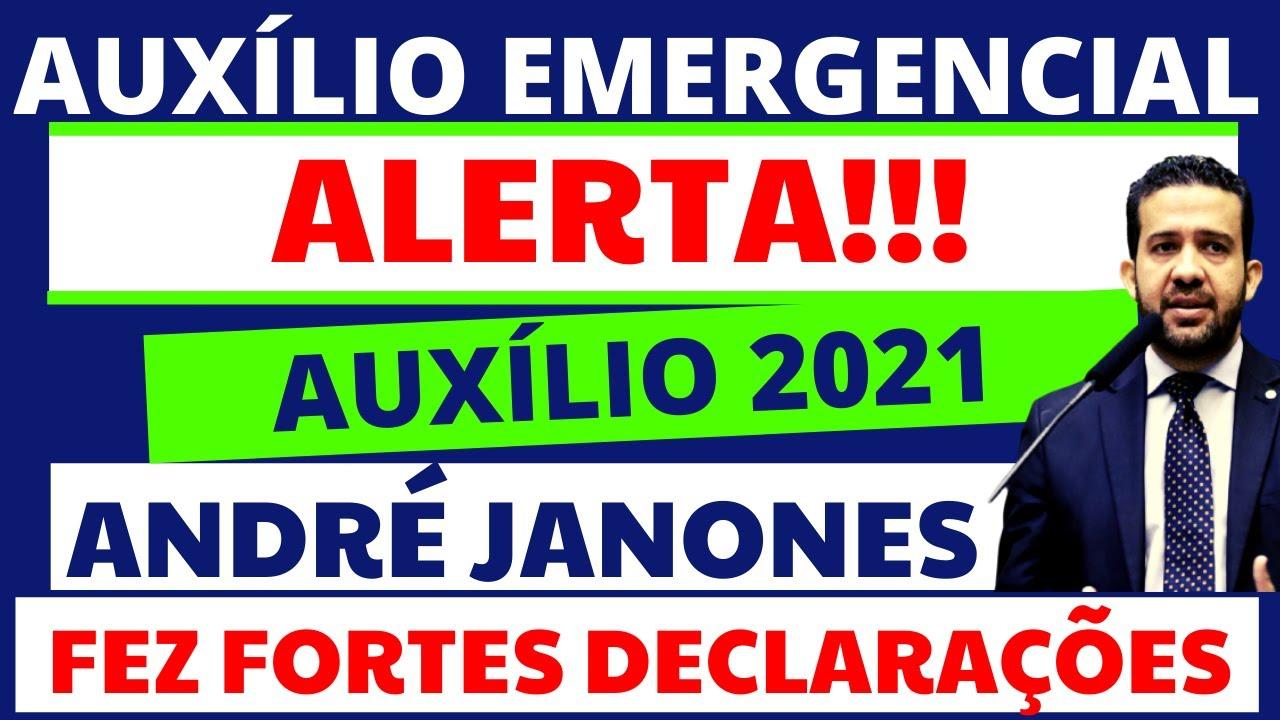 Download ATENÇÃO! JANONES FAZ ALERTA! ÚLTIMAS NOTÍCIAS AUXÍLIO EMERGENCIAL 2021! (PRORROGAÇÃO)