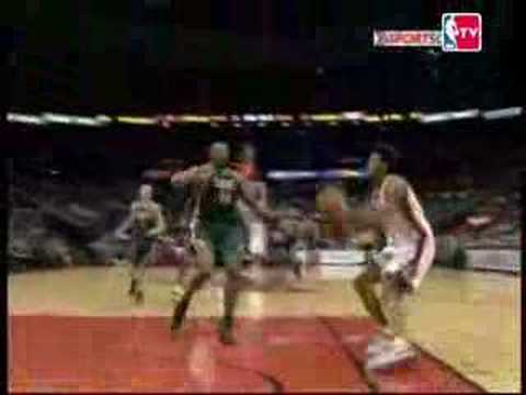 NBA Top 10 Plays of Week 3 Season 2006/2007