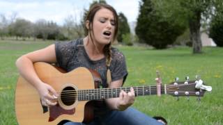 i never told you colbie caillait laurel wright acoustic cover