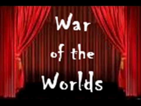 MERCURY THEATRE ON THE AIR - War of the Worlds - 10-30-1938