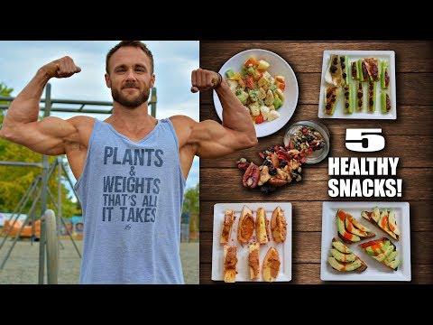 My 5 Favourite Vegan Snacks | EASY, CHEAP, TASTY!