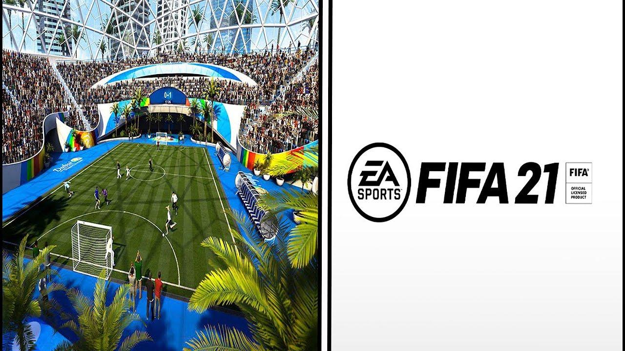 EA SPORTS CONFIRMA ESTO para FIFA 21 Y CASI LLORO de alegría..