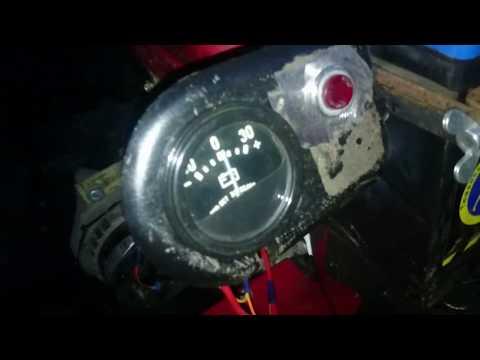 подключение автомобильного генератора на мотоблок