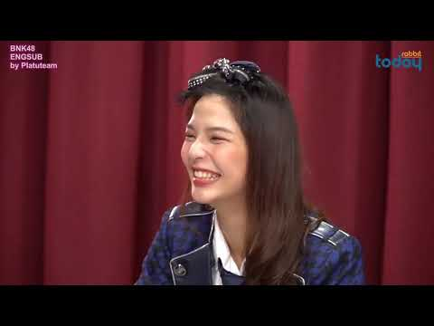 [ENG SUB] Talking With BNK48 Girls - Rabbit Today