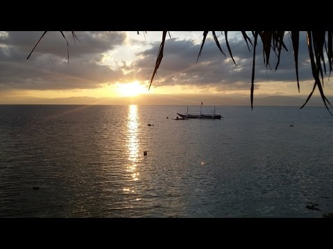 Philippines Tourism ~ See Moalboal, Pescador Island, and the Mountains ~ Cebu Island Philippines