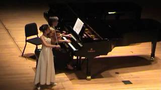 Violin Lessons, Victoria BC, F.Seitz, Violin Concerto in G minor, 1st mv.,