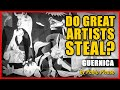 Do Great Artists Steal? Guernica by Pablo Picasso - 1st-Art-Gallery.com