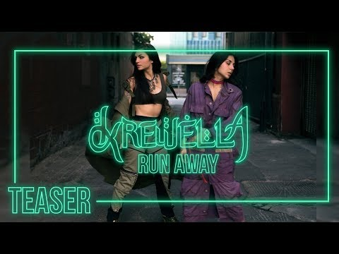 TEASER: Krewella - Run Away