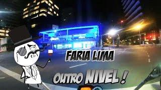 ALN1001 XJ6 WHITE EDITION GOLD - FARIA LIMA - OUTRO NÍVEL - ROLE DE BACANA