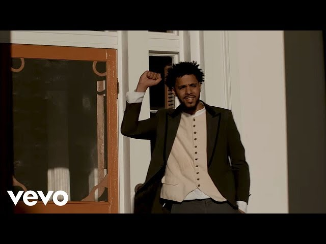 J. Cole Breaks Down The Slavery Imagery Used In 'G.O.M.D.' Video