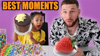Food Challenge BEST MOMENTS (Part 1)