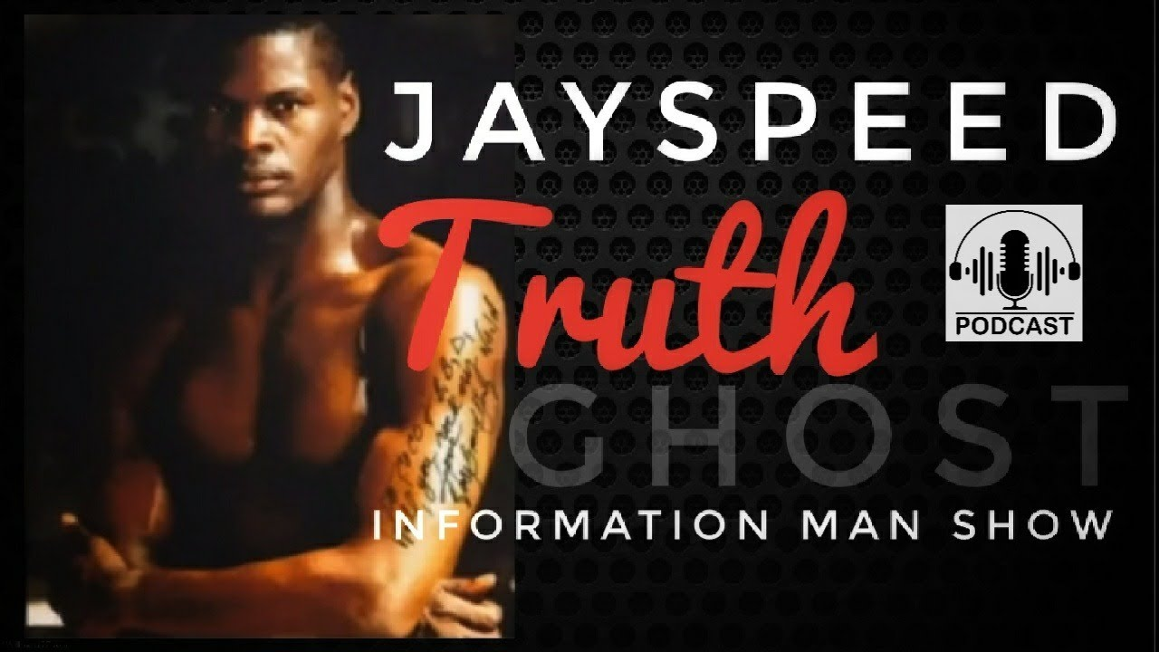 JaySpeed OG With Information Man Show Real Talk