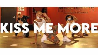 Doja Cat - Kiss Me More ft. SZA   Hamilton Evans Choreography