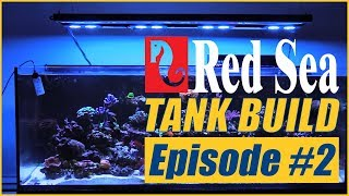 Reefer Deluxe 525 XL Tank Build #2 - THE BIG MOVE!!!