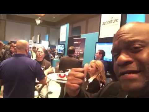 AT&T Developer Summit Expo Walk Around #CES2016