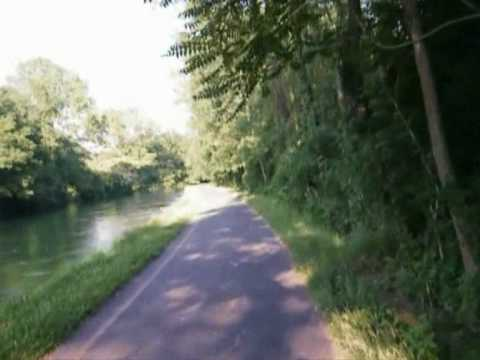 In bicicletta sul naviglio da castelletto di cuggiono a bernate ticino youtube - Castelletto sul ticino ...
