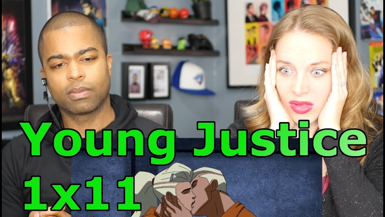 """Download Young Justice 1x11 """"Terrors"""" (REACTION 🔥)"""