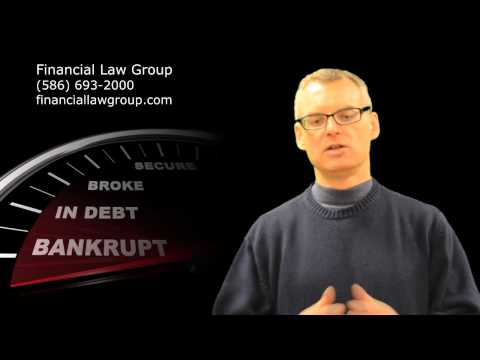 Chapter 11 Bankruptcy Explained by Michigan Bankruptcy Attorney