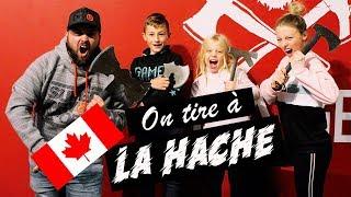 ♡• VOYAGE AU CANADA EN FAMILLE ! •♡