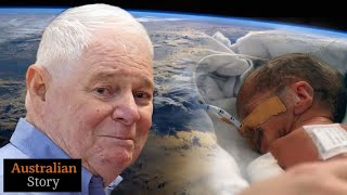 The man who went from moon landings to saving the tiniest babies | Australian Story
