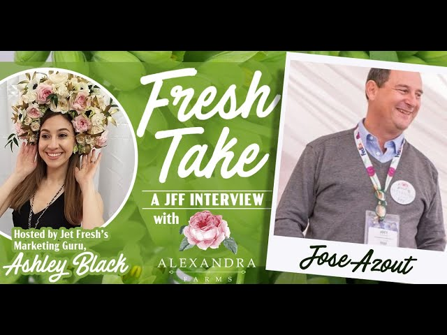 INTERVIEW: Alexandra Farms Talks with Jet Fresh Flowers