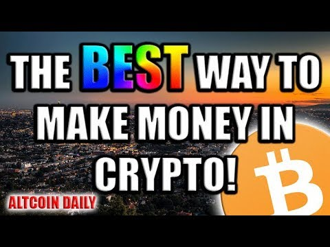 best ways to make money with cryptocurrency
