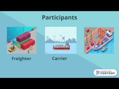 Maritime Freight Contract