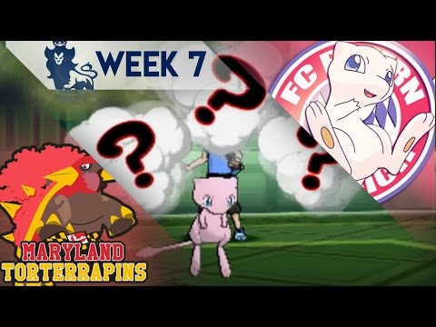 PPL D1S5 Week 7   Battle   Maryland Torterrapins (4-2) vs Bayern Mewnich (4-2)