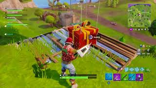 Fortnite: Top 1 with a bulging bomb!?