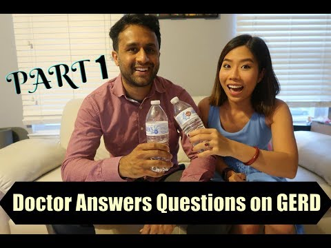 Doctor answers GERD-Related questions from YOU PART 1