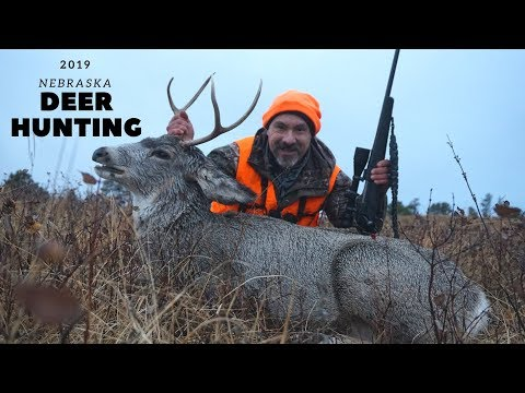 The Return Of Nebraska Deer Rifle Hunting