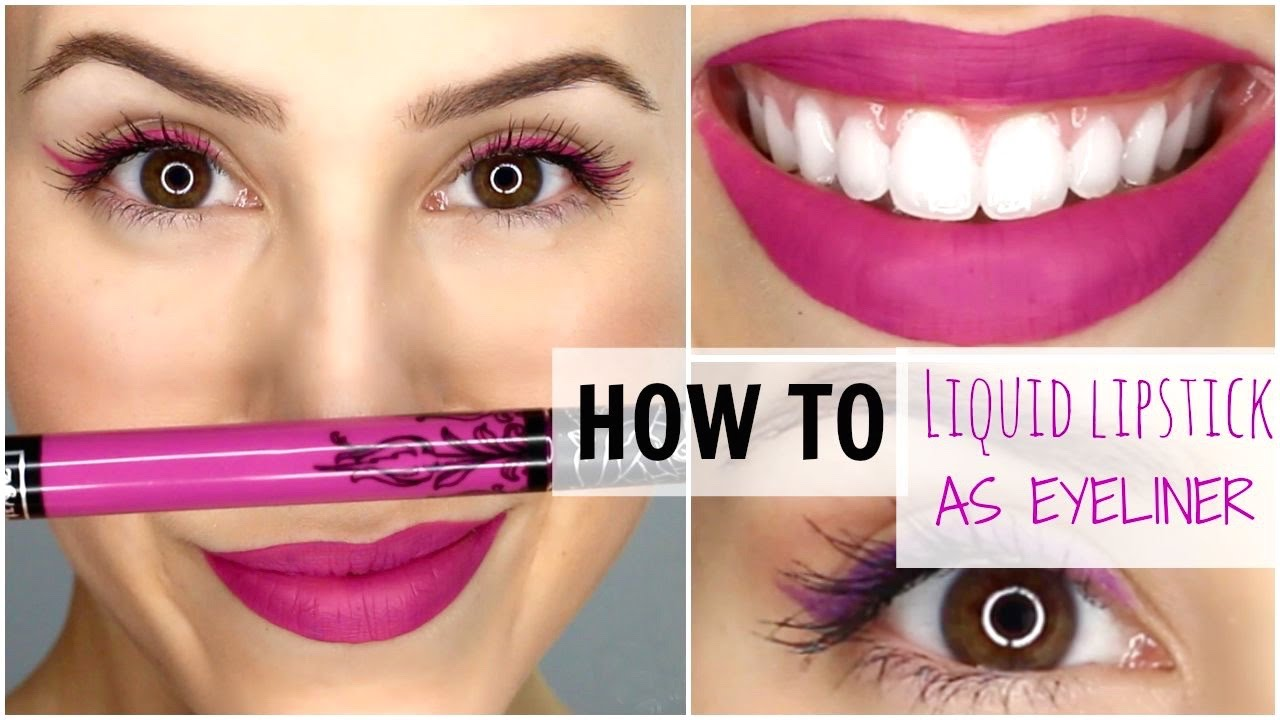 Dark Lipstick Makeup Tips – How To Use