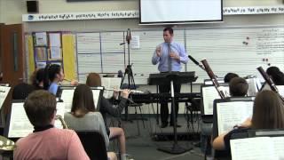 2-1 Creekside MS Wind Symphony, Carmel, Indiana