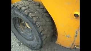 Видео работы заполненной шины(Шины заполненные полиуретаном вместо воздуха! Наше решение позволяет предотвратить проблемы связанные..., 2013-05-28T04:15:46.000Z)