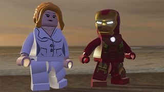 LEGO Marvel's Avengers -  Malibu Hub 100% Free Play Guide (All Gold Bricks, Characters etc.)