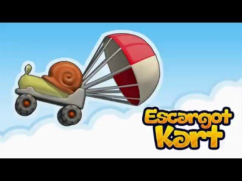 Escargot Kart Trailer