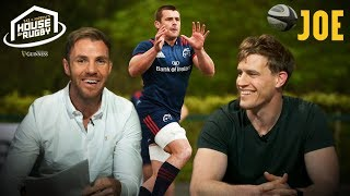 CJ Stander and Rory Best interviews, Champions Cup final preview - Baz & Andrew's House of Rugby 30