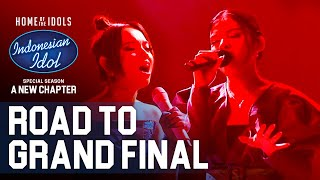 RIMAR X LYODRA - when the party's over (Billie Eilish) - ROAD TO GRAND FINAL - Indonesian Idol 2021