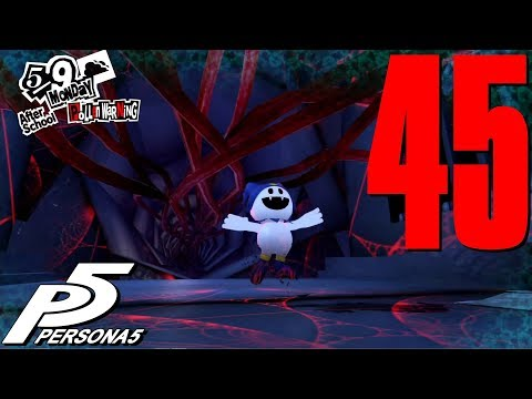 ★PERSONA 5★ HARD - Blind Playthrough Part 45 ★Bully Beat Down!★